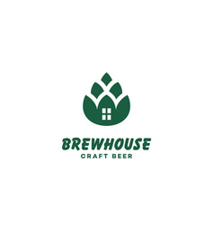 Brewhouse logo vector