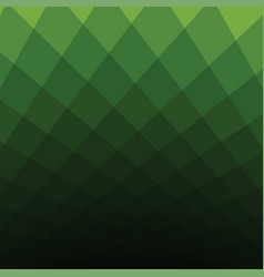 green square tone background vector image