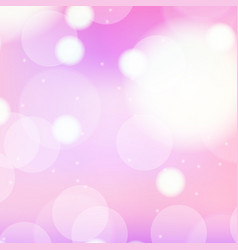 Background template design with pink light vector
