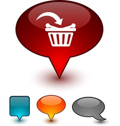 Buy speech comic icons vector