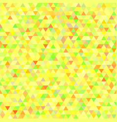 Polygonal triangular shining background vector