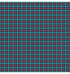 Checkered seamless pattern background vector image vector image