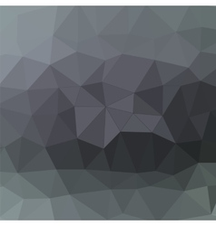 Abstract Polygonal Grey Pattern vector