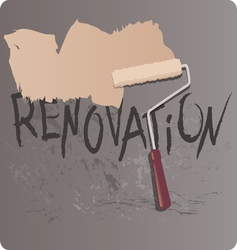 Renovation vector