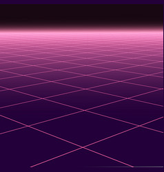 abstract background with perspective digital vector image