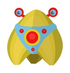 Fantasy monster character vector