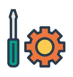 Setting gear vector