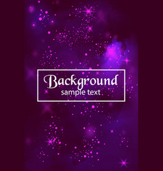 lights blur background ultra violet trendy vector image