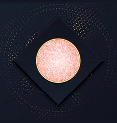 makeup cosmetics rouge blusher vector image