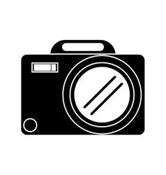 Silhouette photo camera picture image vector