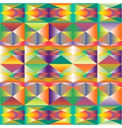 abstract multicolour polygonal background vector image