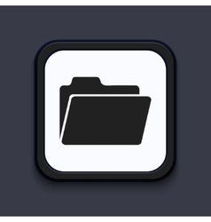 Creative modern square icon Eps 10 vector