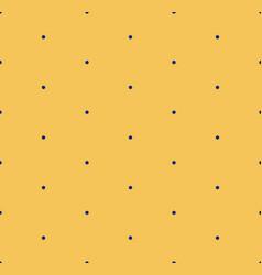 Yellow and blue minimalist geometric seamless vector
