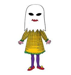 phantom mask vector image