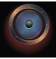 Audio Speaker Icon2 vector image