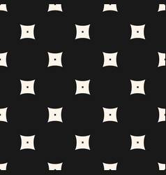 geometric seamless pattern simple squares texture vector image