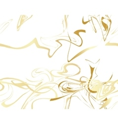 Marble Gold texture seamless pattern vector image