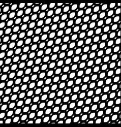 Seamless pattern diagonal mesh texture lattice vector