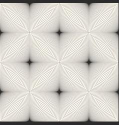 seamless pattern modern geometric lines texture vector image