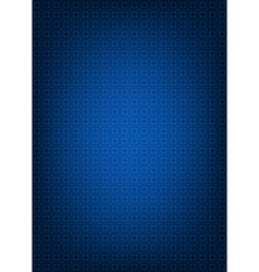 Blue texture vector image vector image