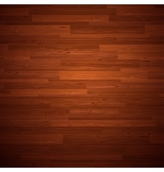Dark Parquet Seamless Wooden Stripe Mosaic Tile vector