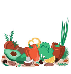fasting mimicking diet food fmd products vector image