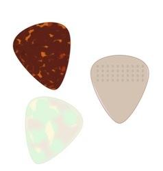 Guitar Pics vector
