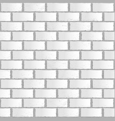 White old gradient brick seamless vector