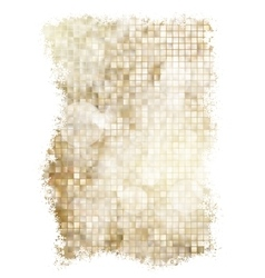 Gold Christmas background EPS 10 vector image vector image