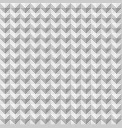 Abstract geometric arrow seamless pattern vector