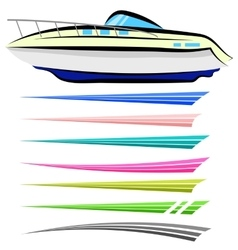 Boat Graphics vector