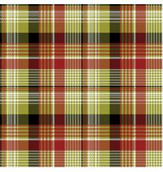 Pixel plaid texture seamless pattern vector
