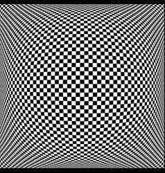 Chequered pattern vector