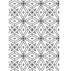 ornamental design background vector image