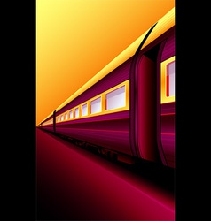 Oriental express vector