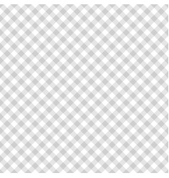 Seamless stripe pattern in gray and white colors vector