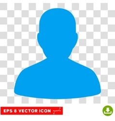 User Account Eps Icon vector