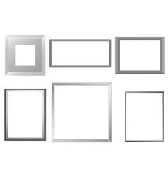 Frames set vector image