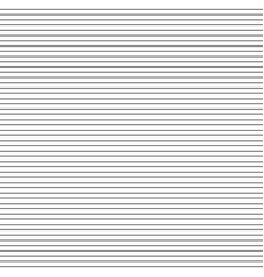 horizontal lines on white background abstract vector image