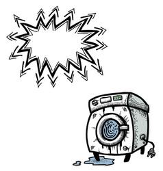 Washing machine-100 vector