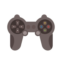 Gaming Console III vector image vector image