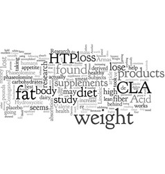 Are weight loss supplements worth vector