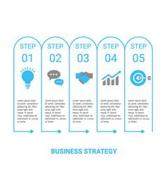 business design concept business design concept vector image