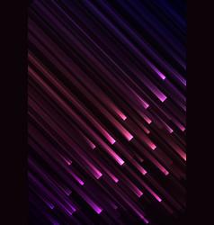 Violet overlap pixel speed abstract background vector