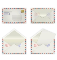 Wide envelope vector