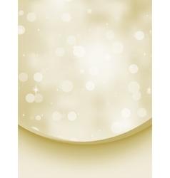 Glitter sparkles shallow dof eps 8 vector