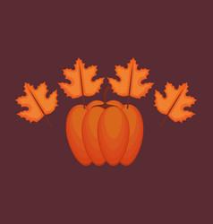 Happy thanksgiving design vector