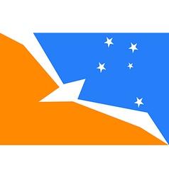 Tierra del Fuego vector