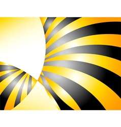 Bee pattern abstract background vector