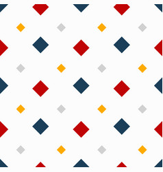 geometric abstract color seamless pattern quality vector image
